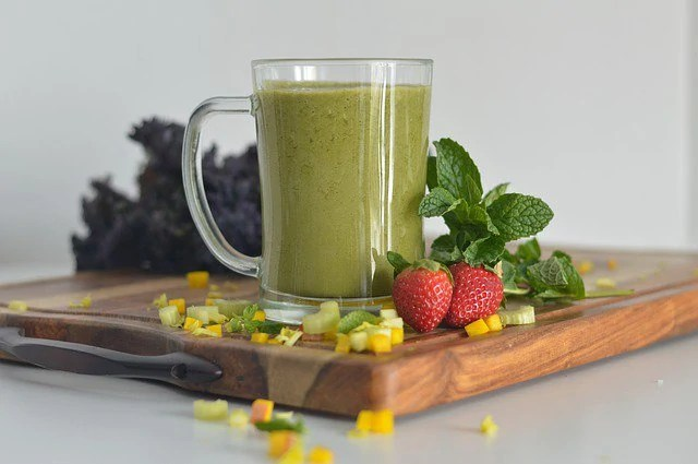 green mug juice