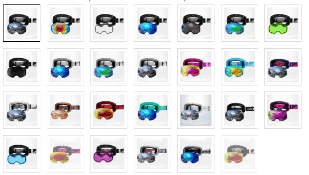 20 Different Lens