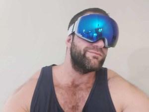 outdoor master ski goggle