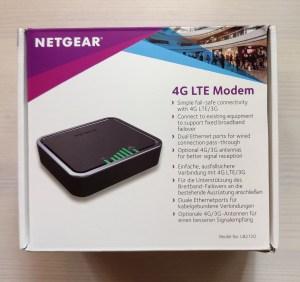 Netgear LB2120