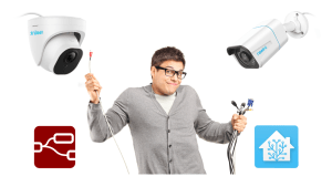 Planning & Choosing IP Cameras for My Smart Home