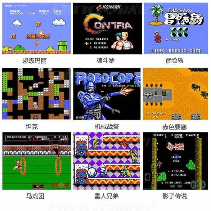 old arcade games list | Games World