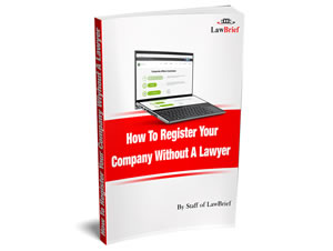 How to Register Your Company Volume 1