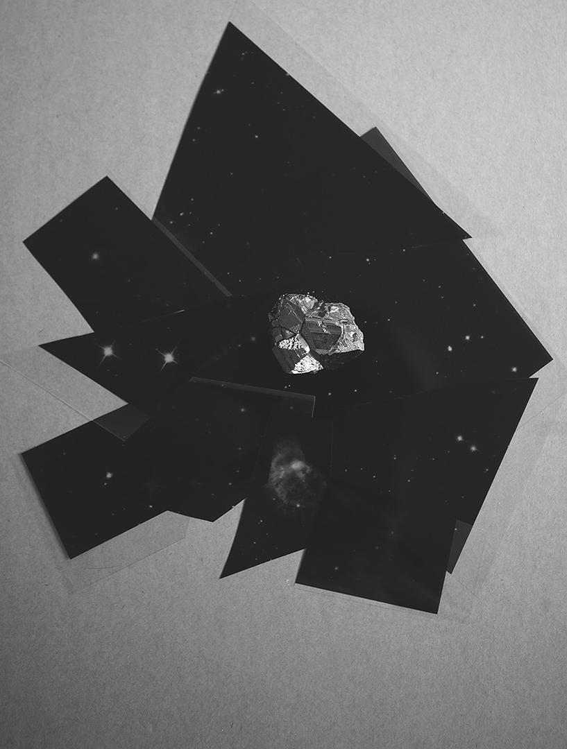 Alexandra Lethbridge, The Meteorite Hunter