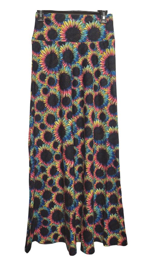 Sunflower Supreme Printed Maxi Skirt