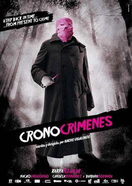cronocrimenes poster