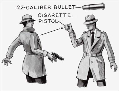 cigarrillo-pistola