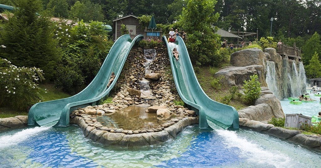 The Butterfly at Dollywood's Splash Country