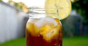 Sweet tea as we know and love it today in the South wasn't actually adopted in the South until the 1930s (stock photo)