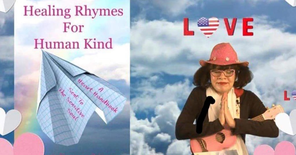 Healing Rhymes for Human Kind book