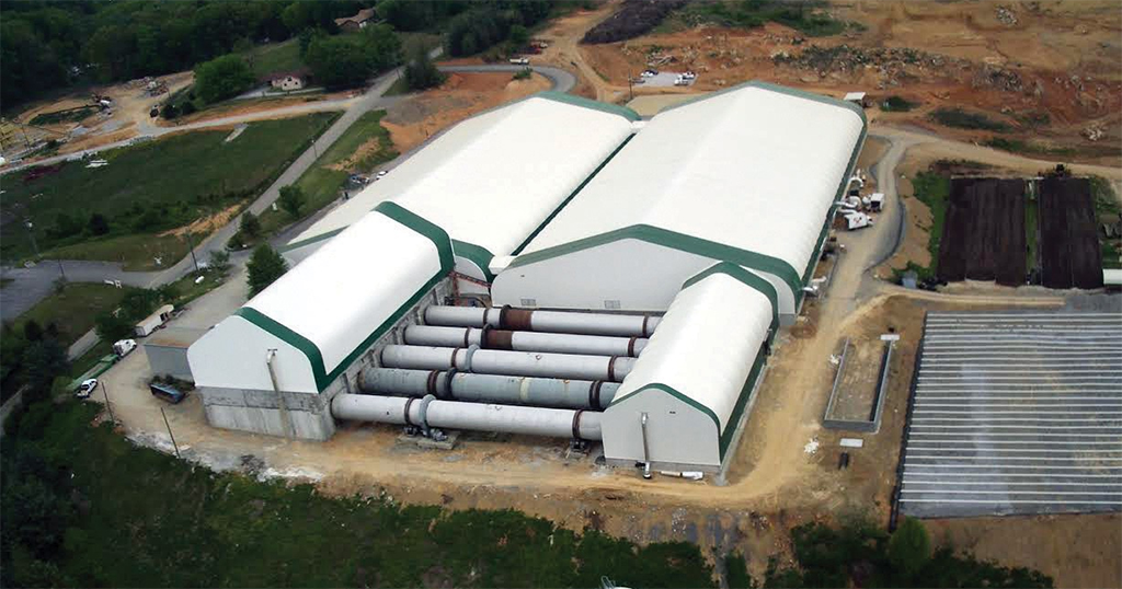 Sevier County Solid Waste facility in Sevier County (courtesy of Sevier County Solid Waste)
