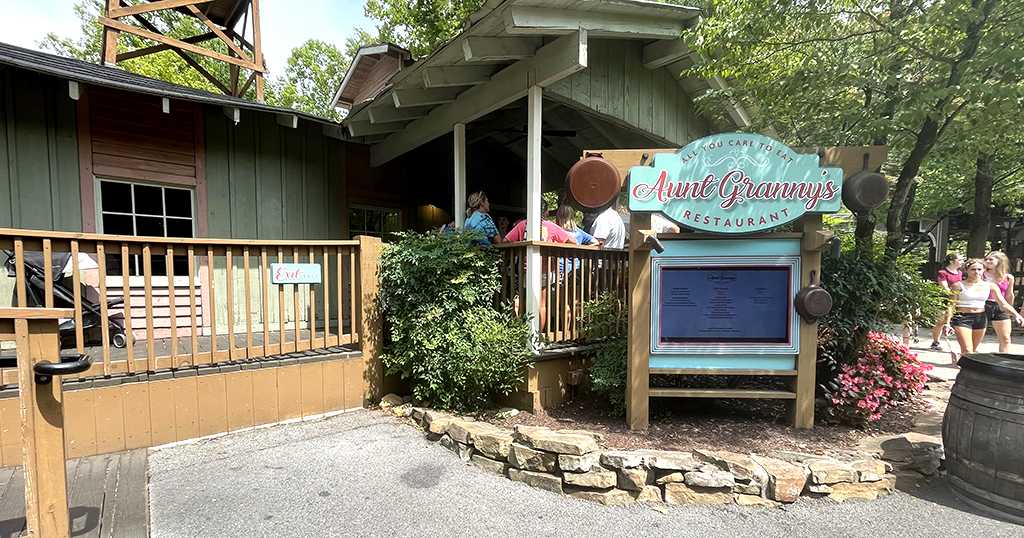 Aunt Granny's at Dollywood