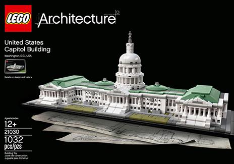 FBI Seized Lego Set From D.C. Riot Leader
