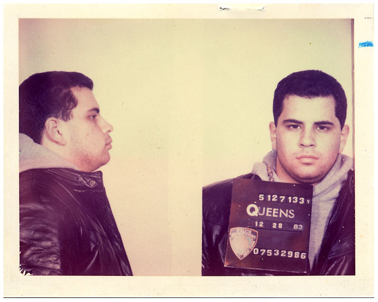 John Gotti Jr MUG SHOT The Smoking Gun