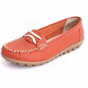 Round Toe Slip On Loafers Online