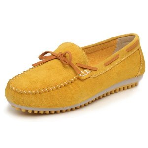 Women Butterfly Knot Flat Shoes Online