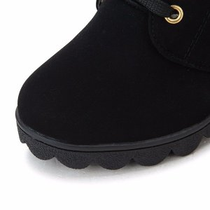 Lace Up Knight Boots Online