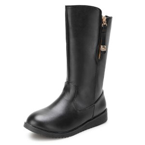 Casual Knight Flat Boots Online
