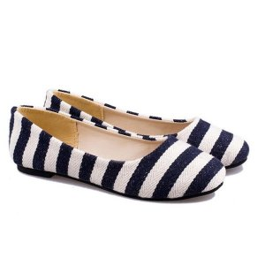 Round Toe Flat Shoes Online