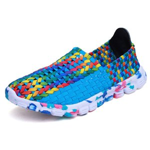 Colorful Flat Sport Shoes Online
