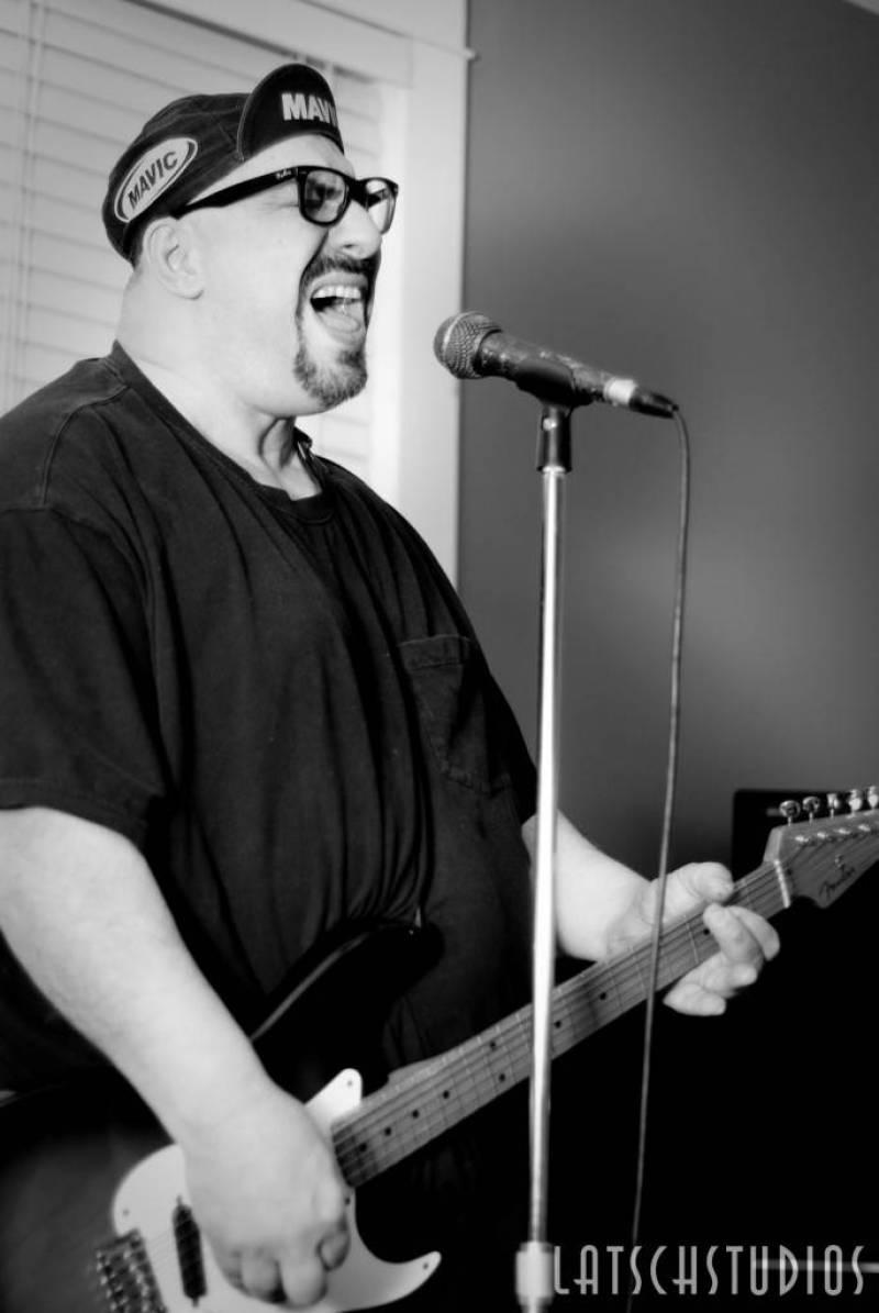 Pat Dinizio at the Studome, Winnipeg, Feb 7. Mike Latschislaw photo