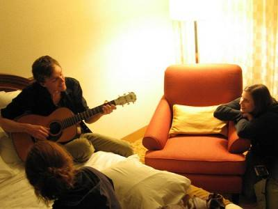 Joel Plaskett Rose Cousins photo