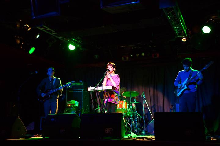 Cryptacize at the Red Room, Nov 17. Melissa Skoda concert photo