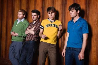 Franz Ferdinand promo photo