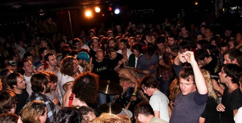 Monotonix at the Biltmore Cabaret photo