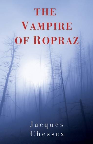 The Vampire of Ropraz book cover