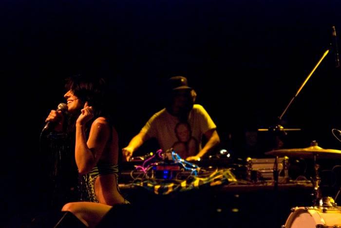 Amanda Blank concert photo