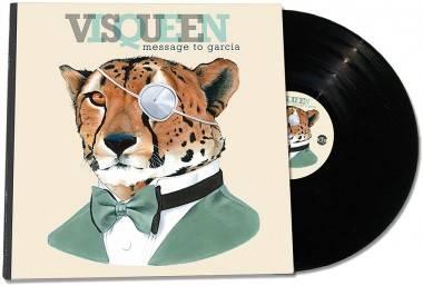 Visqueen Message to Garcia album cover image