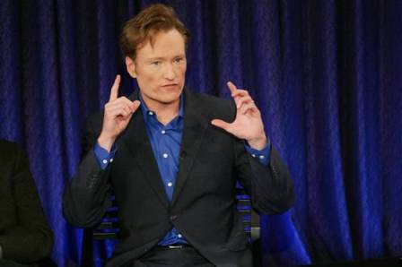 Conan O'Brien is quitting the Tonight Show.