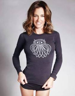 Kelly Bensimon of Real Housewives of New York, Playboy-bound.