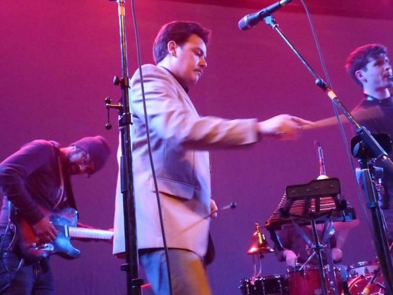 Brasstronaut at Great Northern Way Campus