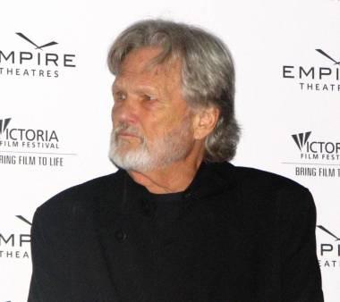 Kris Krisofferson at the 16th Victoria Film Festival