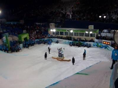 Shaun White wins gold Feb 17 2010.