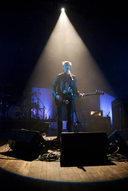 Spoon at the Orpheum Theatre, Vancouver