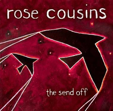 Rose Cousins album cover The Send Off
