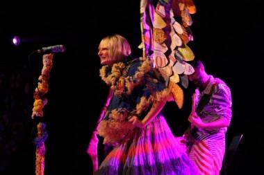 Sia at the Commodore Ballroom