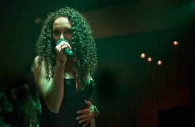 Nessa V at Fortune Sound Club, June 3 2010. Jason Statler photo
