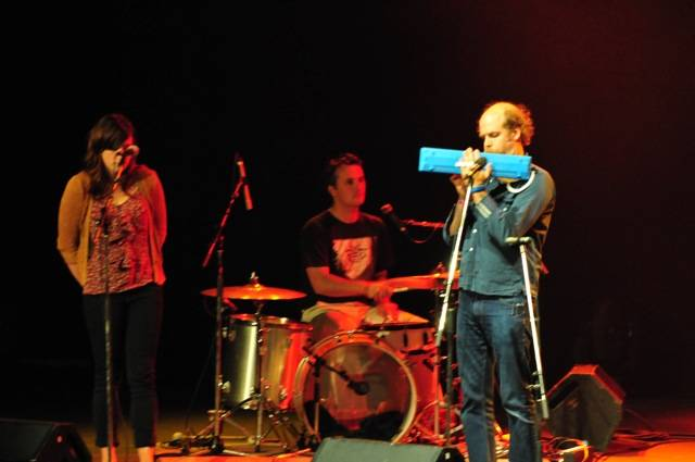 Bonnie 'Prince' Billy at the Rickshaw Theatre, Aug 11 2010. Fainne Martin photo