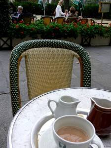 Les deux magots. In France. Photo courtesy Flickr