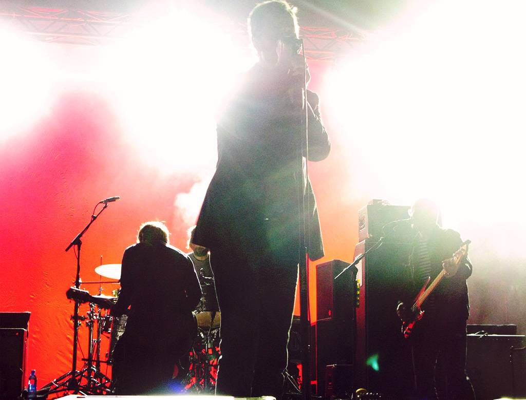 The National at Malkin Bowl, Vancouver, Sept 9 2010. Ashley Tanasiychuk photo