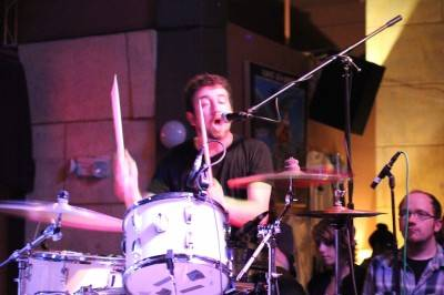 Japandroids at the Wild Buffalo, Bellingham, Sept 25, 2010. Robyn Hanson photo