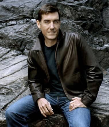 Justin Cronin author photo