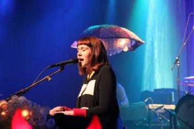 Kate Nash Vancouver concert photo