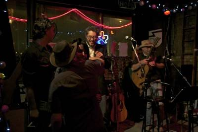 NeilFest 2010, Times Change(d) Cafe, Winnipeg, Nov 13 2010. Wade Little photo