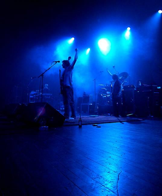 Ween at the Queen Elizabeth Theatre, Vancouver, Jan 24 2010. Tamara Lee photo
