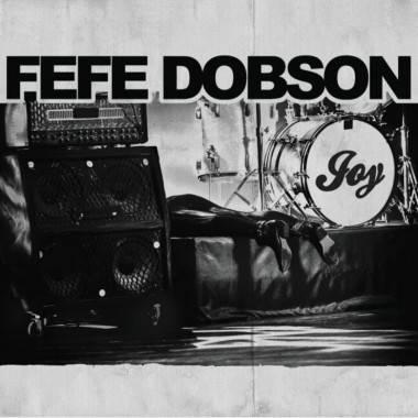 Fefe Dobson Joy album cover art
